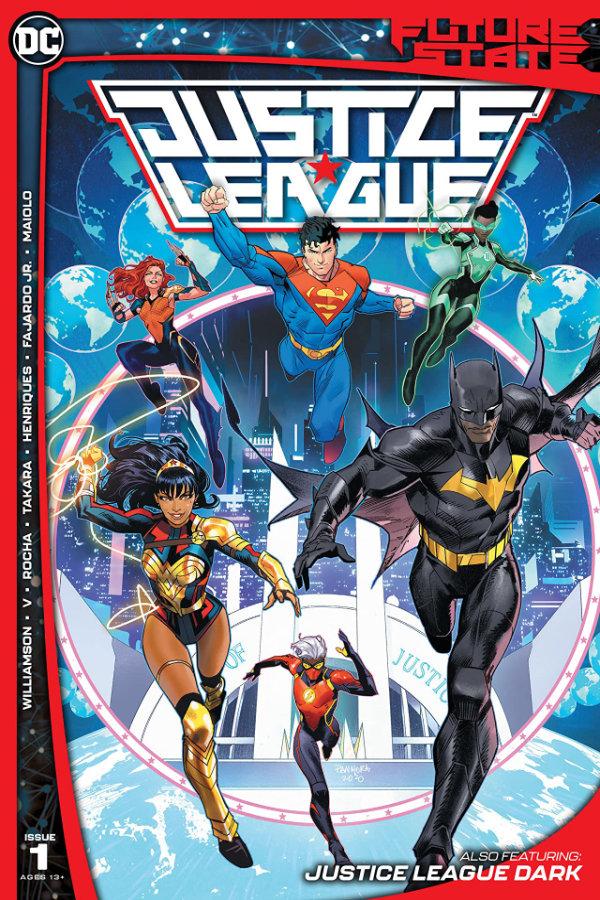 Future State: Justice League (2021) #1