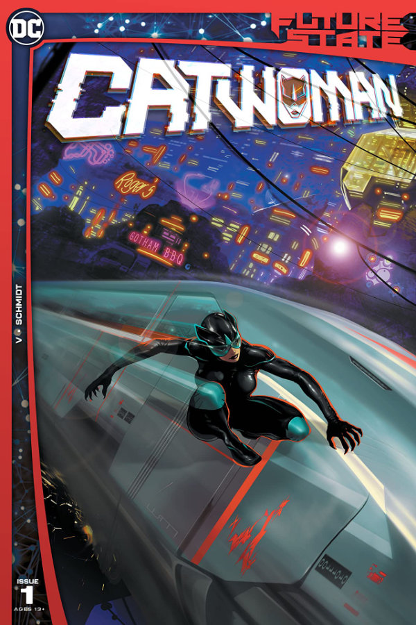 Future State: Catwoman (2021) #1