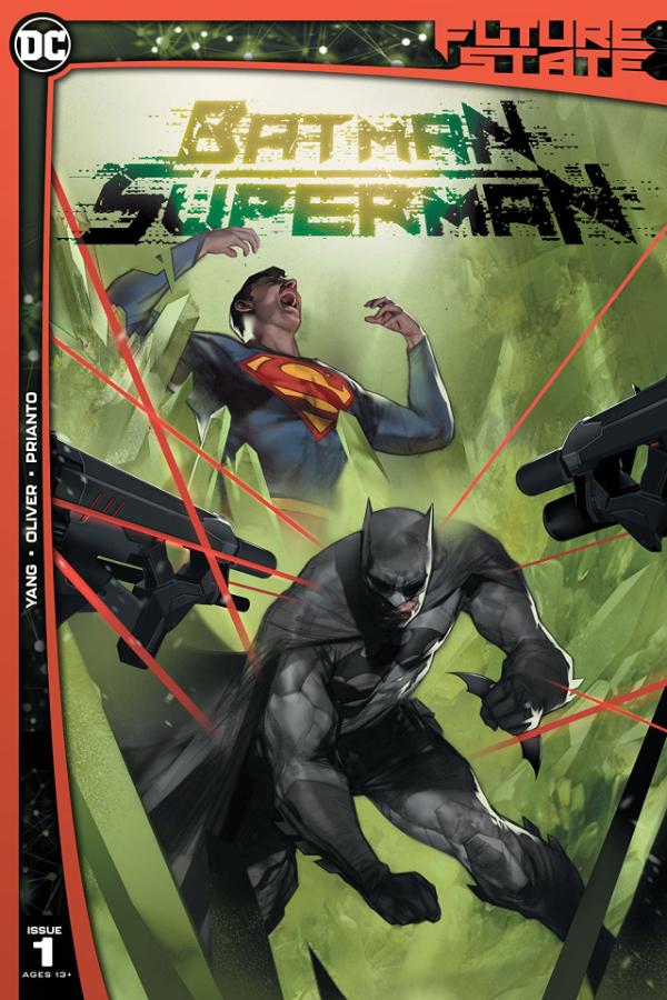 Future State (2021) #1: Batman / Superman