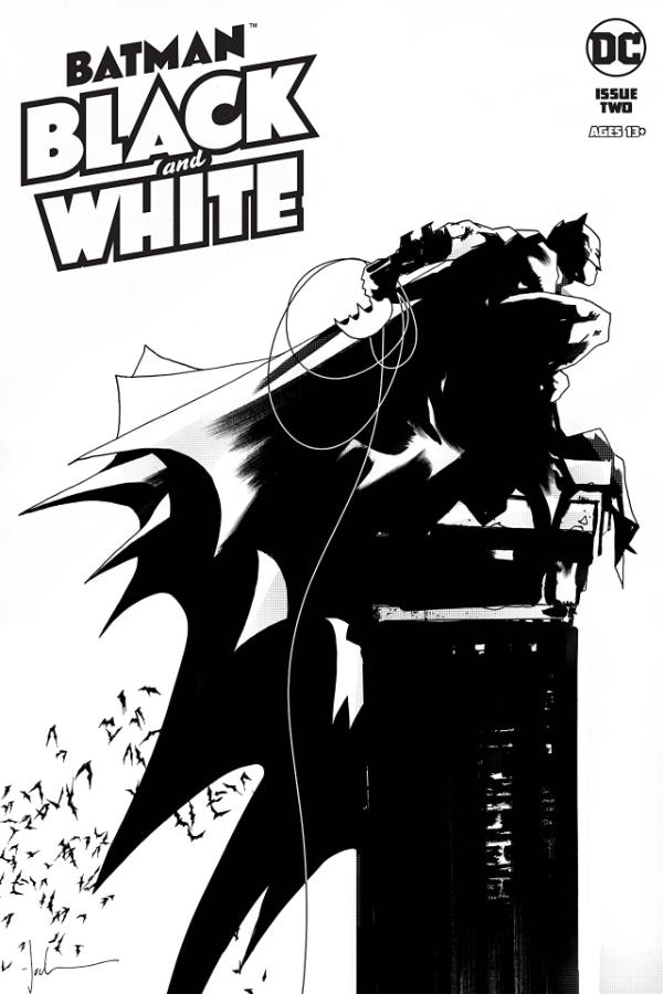 Batman: Black and White (2020-) #2