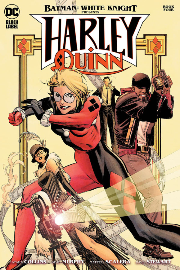 Batman White Knight Presents: Harley Quinn (2020-) #4
