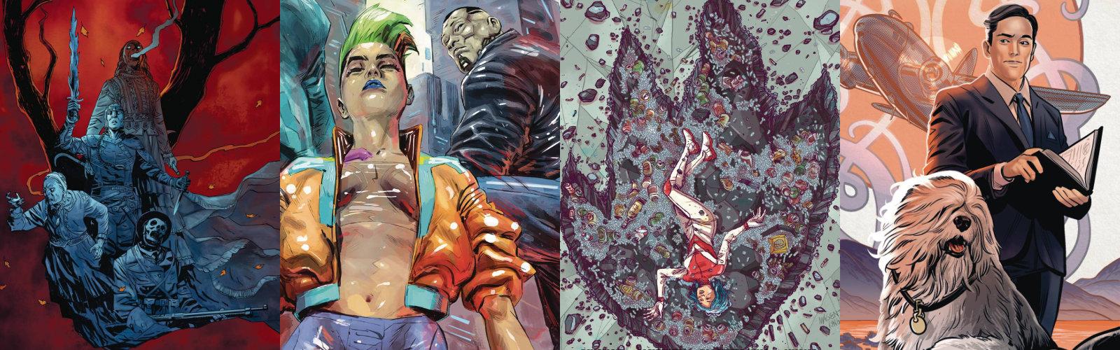 Solicitations: April 2021 – Dark Horse Comics