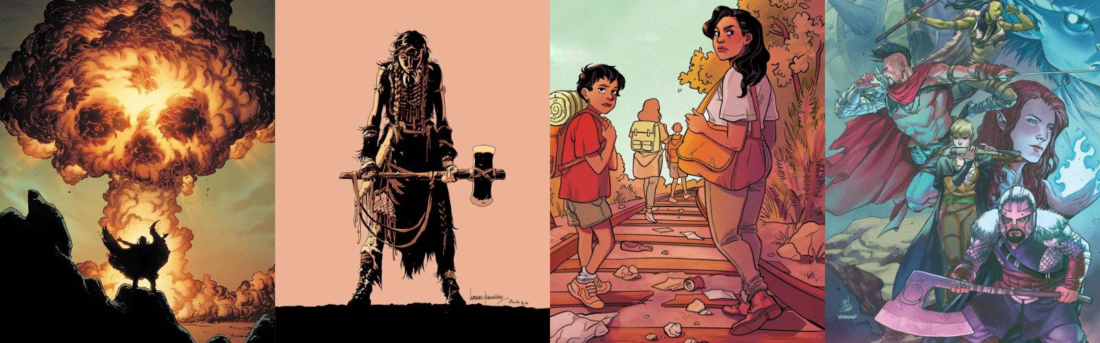 Solicitations: April 2021 – Image Comics