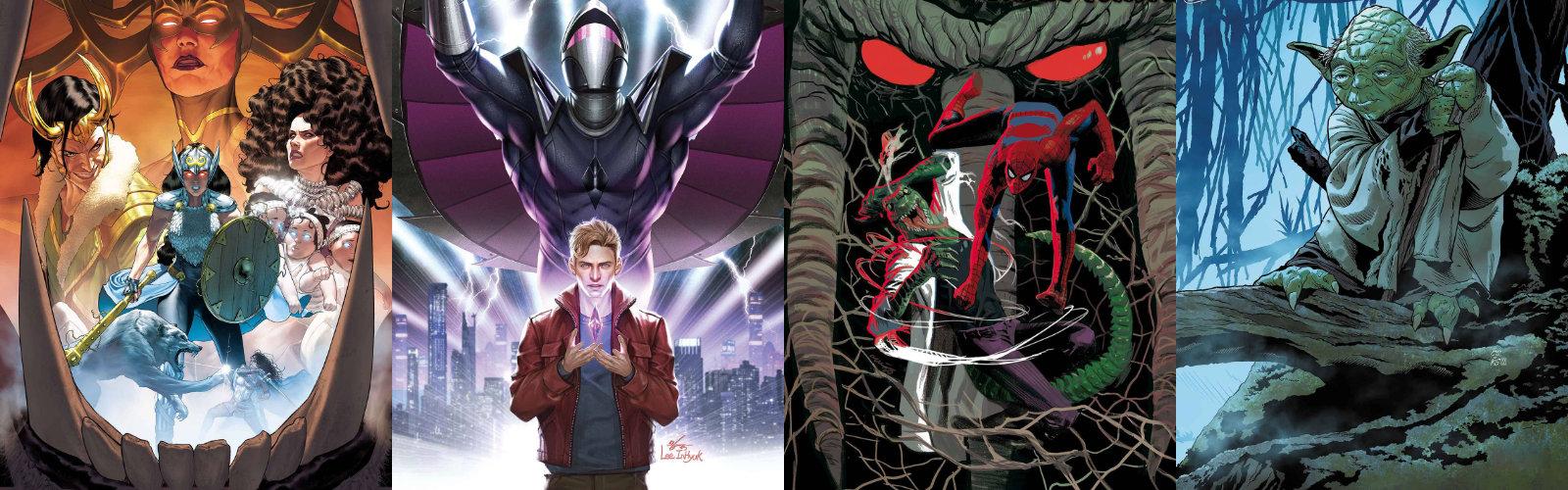 Solicitations: April 2021 – Marvel Comics