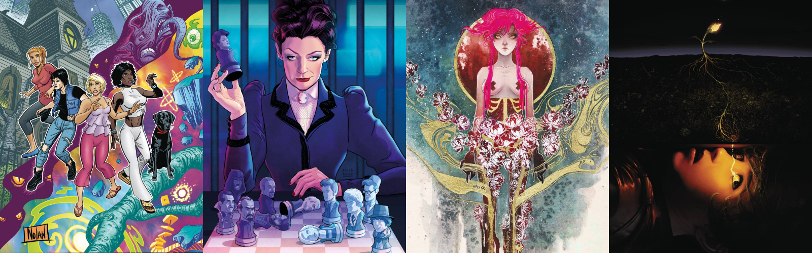 Solicitations: April 2021 – Other Publishers