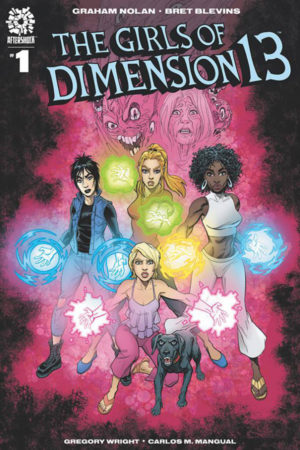 Girls of Dimension 13 #1