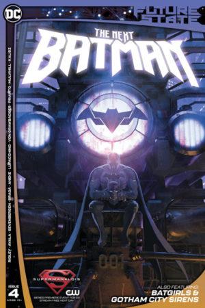 Future State: The Next Batman (2021-) #4