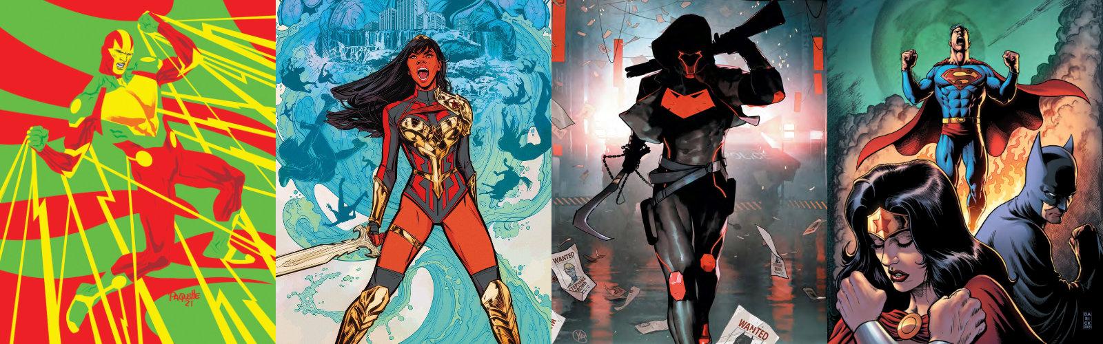 Solicitations: May 2021 – DC Comics