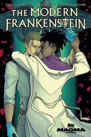 Modern Frankenstein #1