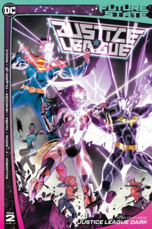 Future State: Justice League (2021-) #2