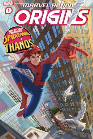 Marvel Action: Origins (2021-) #1
