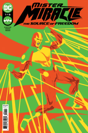 Mister Miracle: Source of Freedom #1