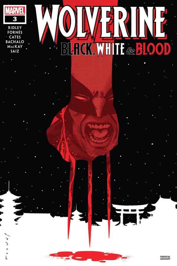 Wolverine: Black, White and Blood (2020-) #3