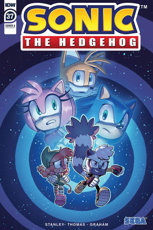 Sonic The Hedgehog (2018-) #37