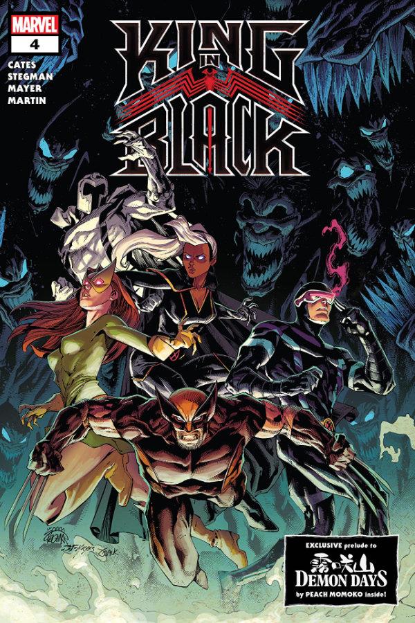King In Black (2020-) #4