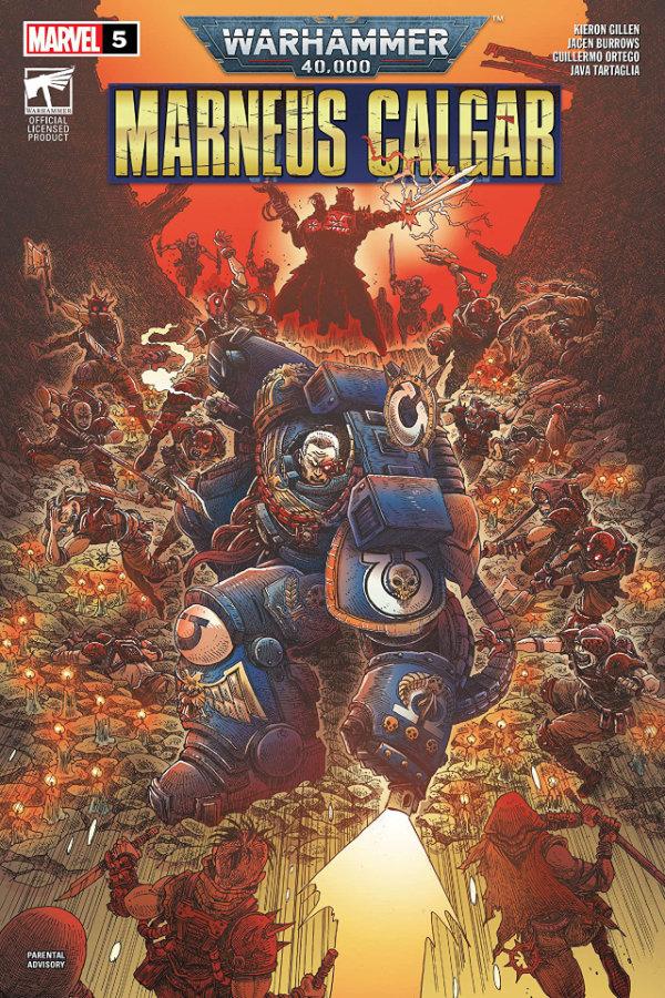 Warhammer 40,000: Marneus Calgar (2020-) #5