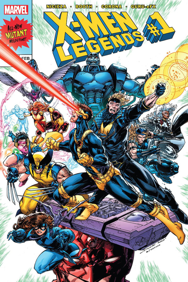 X-Men: Legends (2021-) #1