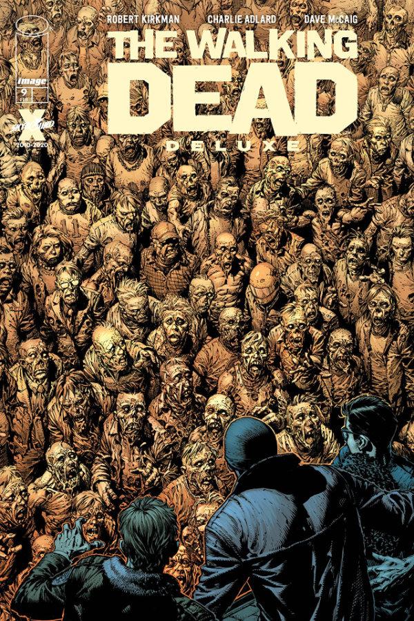 Walking Dead (Deluxe) #9