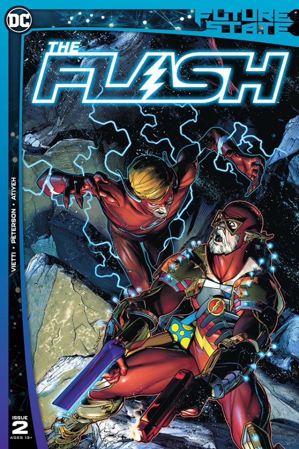 Future State: The Flash (2021-) #2
