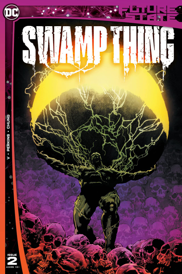 Future State: Swamp Thing (2021-) #2