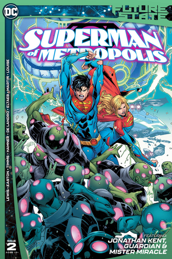 Future State: Superman of Metropolis (2021-) #2