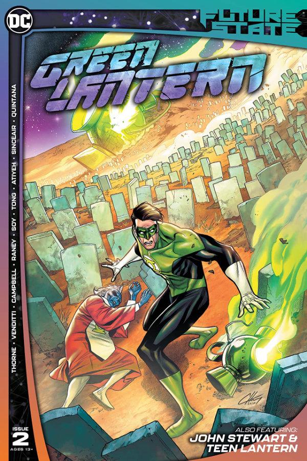 Future State: Green Lantern (2021-) #2