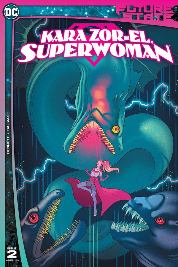 Future State: Kara Zor-El, Superwoman (2021-) #2