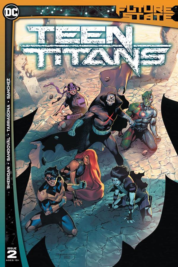 Future State: Teen Titans (2021-) #2
