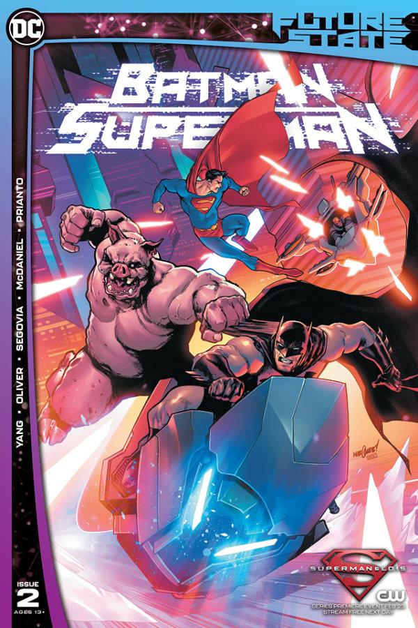 Future State: Batman/Superman (2021-) #2