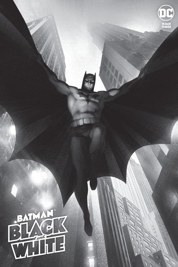 Batman: Black and White (2020-) #3