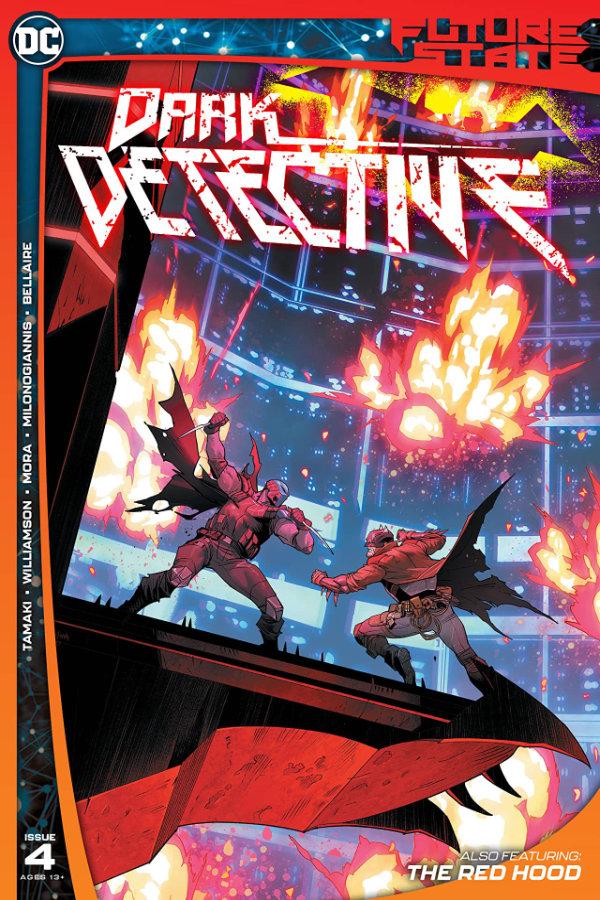 Future State: Dark Detective (2021-) #4