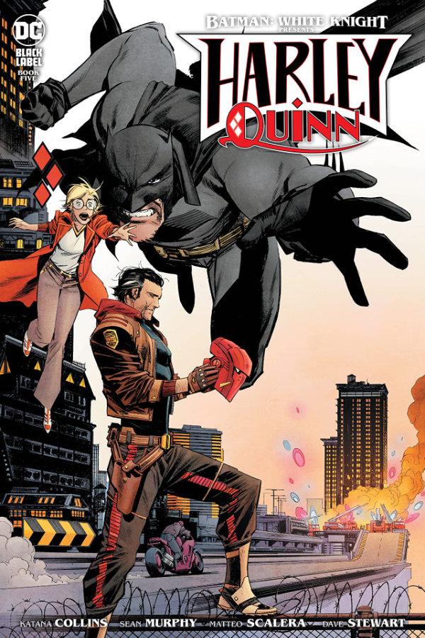 Batman, White Knight Presents: Harley Quinn (2020-) #5