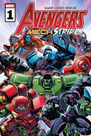 Avengers: Mech Strike (2021) #1