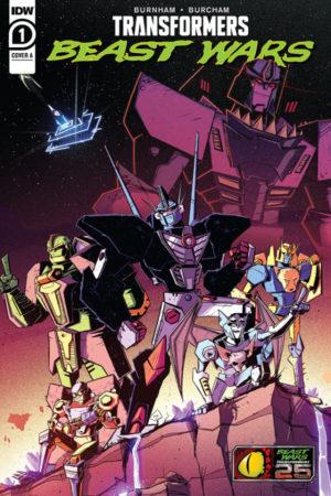 Transformers: Beast Wars #1