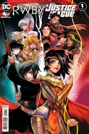 RWBY / Justice League #1