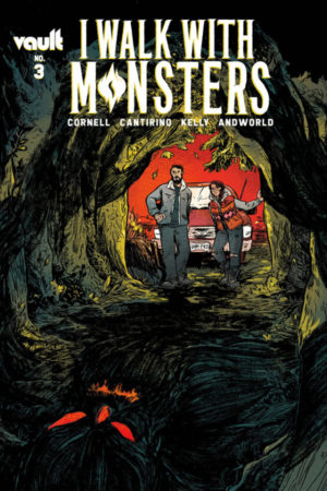 I Walk With Monsters #3