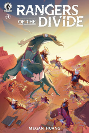 Rangers of the Divide #1