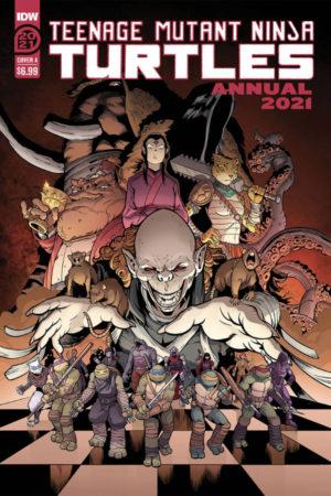 Teenage Mutant Ninja Turtles: Annual 2021