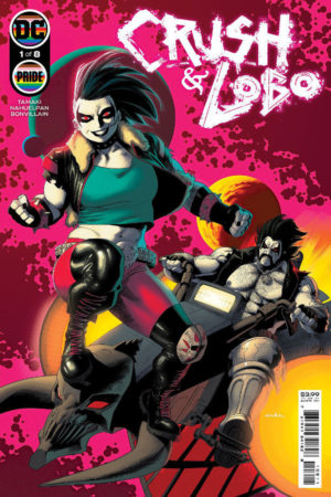 Crush and Lobo #1