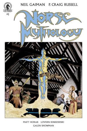Neil Gaiman's Norse Mythology II #1