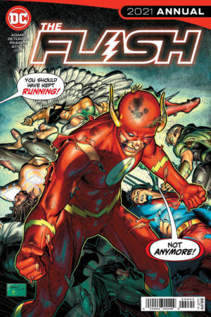 Flash: 2021 Annual