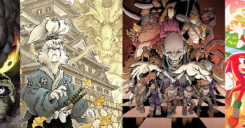 Solicitations: June 2021 – IDW Publishing