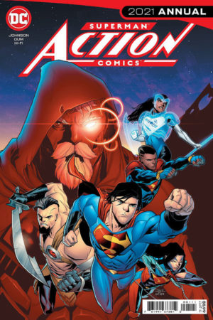 Action Comics: 2021 Annual