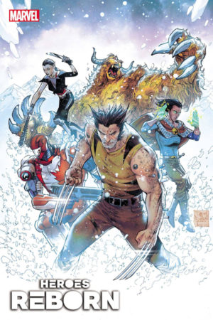 Heroes Reborn: Weapon X and Final Flight