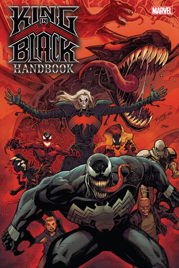 King In Black Handbook (2020) #1