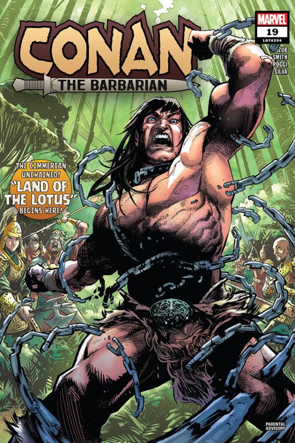 Conan The Barbarian (2019-) #19