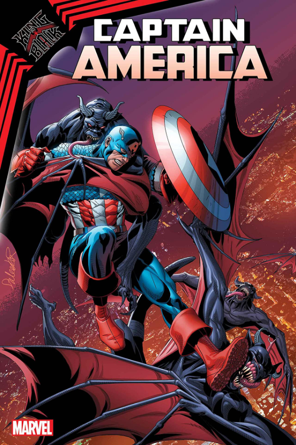 King In Black: Captain America (2021) #1