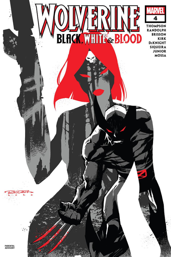 Wolverine: Black, White and Blood (2020-) #4