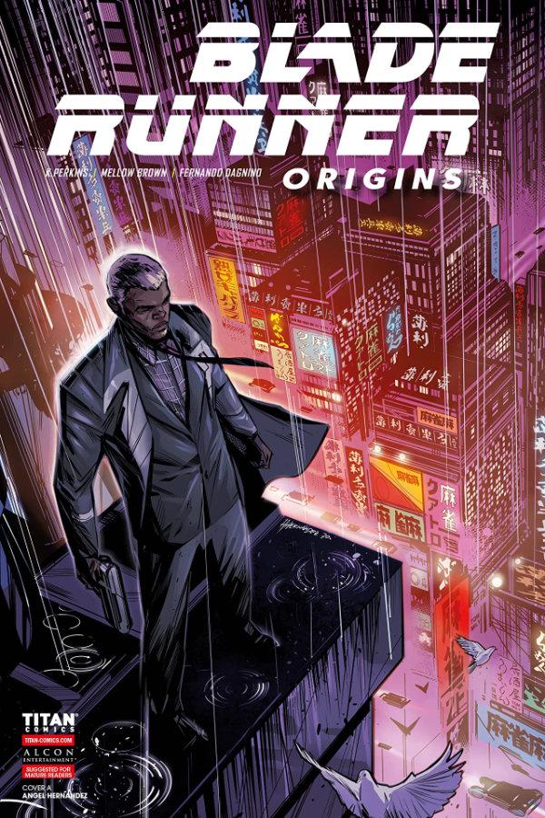 Blade Runner: Origins #2
