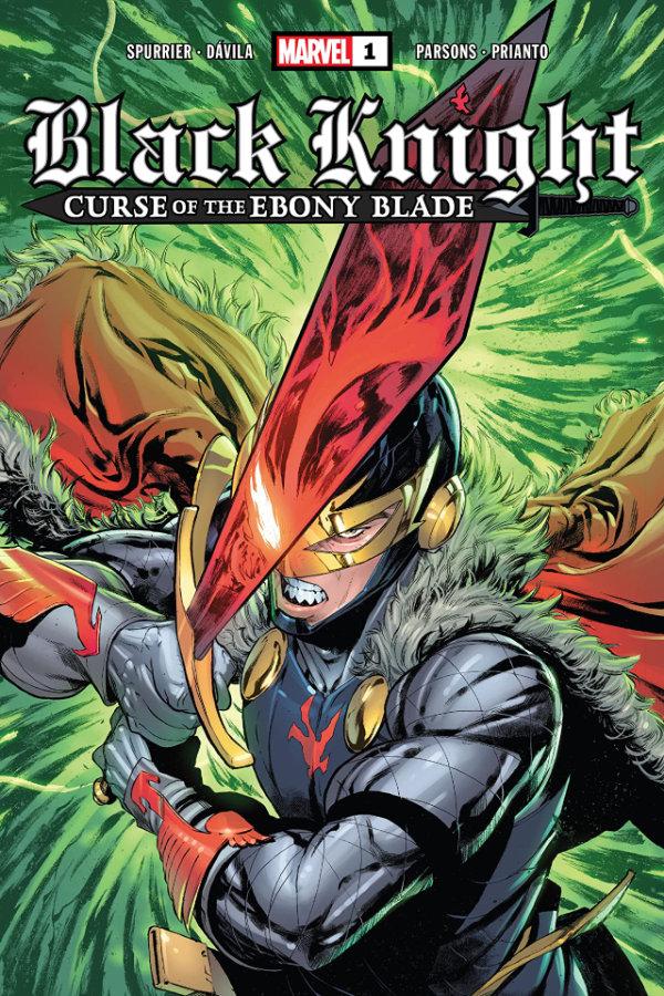 Black Knight: Curse of the Ebony Blade (2021-) #1